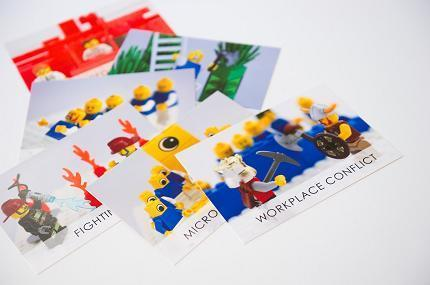 LEGO® Diagnostic Cards Front
