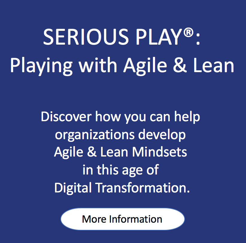 Agile and Scrum with LEGO SERIOUS PLAY