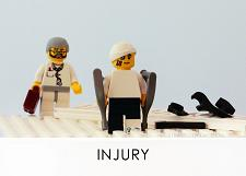 LEGO Diagnostic Card, Injury