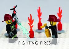 LEGO Fighting Fires