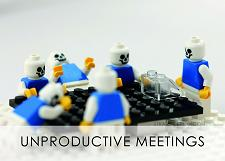 LEGO Creative Thinking Unproductive Meetings