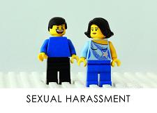 LEGO Creative Thinking Sexual Harassment Card