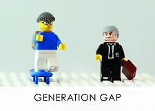 LEGO Diagnostic Card, Generation Gap