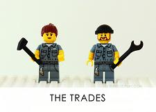 LEGO Diagnostic Card, The Trades