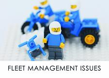 LEGO Diagnostic Card, Fleet Management Issues