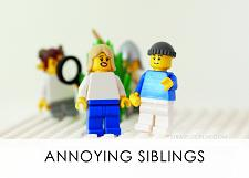 LEGO Diagnostic Card, Annoying Siblings
