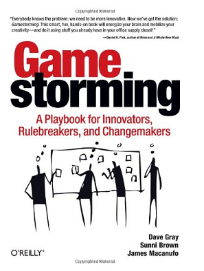 Gamestorming: A Playbook for Innovators, Rulebreakers, & Changemakers