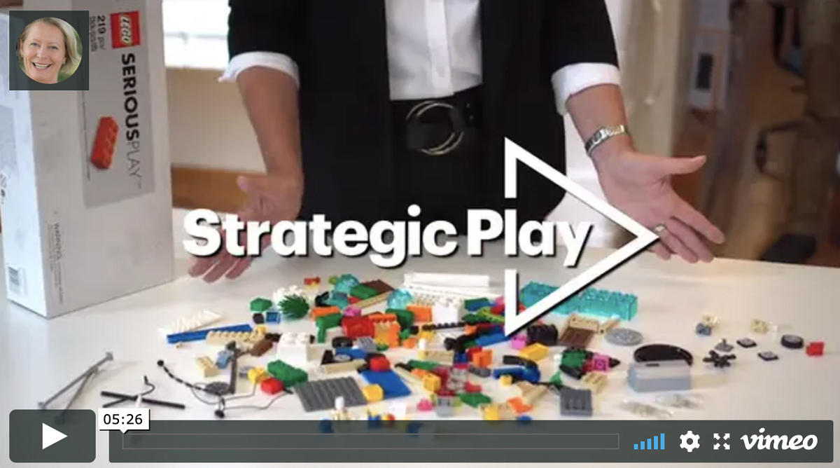 LEGO® SERIOUS PLAY® Pivot
