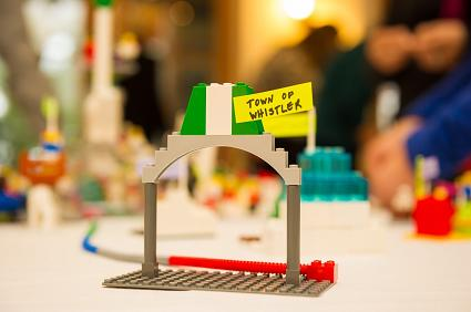 LEGO Strategic Thinking, LEGO Township of Whistler