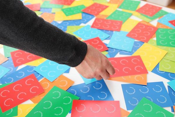 LEGO Strategic Thinking Cards