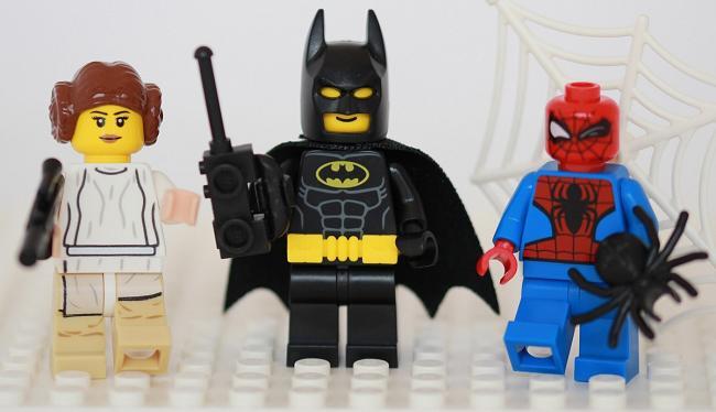 LEGO SERIOUS PLAY Superheros