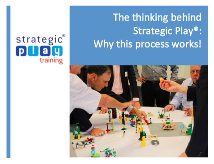 Thinking behind Strategic Play: Why this process works!